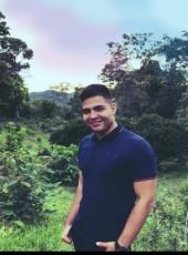 Nicolas, 19, Colombia, Villavicencio