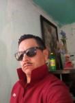 Cruzito, 36  , Tesistan