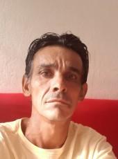 Ailton , 45, Brazil, Presidente Prudente