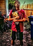 Zach huff, 21  , Springfield (State of Illinois)