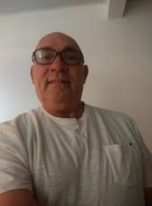 Russo, 61, Brazil, Sao Paulo