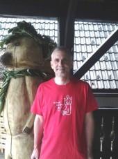 Johann Paul, 61, United States of America, New York City