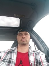 Johnny Hazelwood, 42, United States of America, Columbus (State of Ohio)