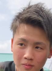 カズキ, 19, Japan, Nagahama