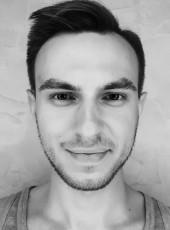 Александр, 24, Рэспубліка Беларусь, Горад Мінск