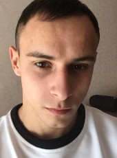 Maksim, 23, Russia, Khabarovsk