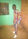 Serge Dakoure , 25  , Ouagadougou