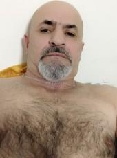 Kolya, 55, Russia, Moscow