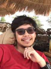 Nack, 26, Thailand, Bangkok