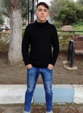 Fırat, 19, Turkey, Menemen