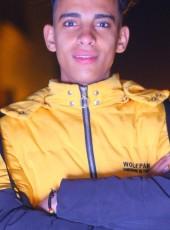 Mahmoud, 19, Egypt, Cairo