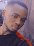 Ibrahim, 20  , Yaounde