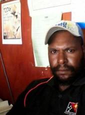 Donald, 38, Papua New Guinea, Madang