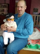 Slavan, 41, Belarus, Bykhaw