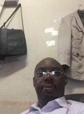 Barigye norbet, 49, Uganda, Kampala