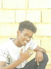 Ahmed, 19, Sudan, Khartoum