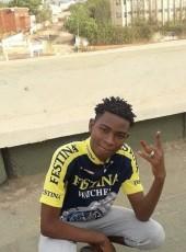 Moussa, 21, Mali, Bamako