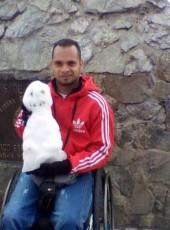Darío, 30, Venezuela, Merida
