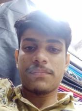 Khan Shahnawaz, 25, India, Mumbai