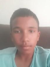 Neto, 18, Brazil, Arapiraca