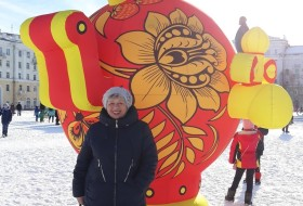 Lyudmila, 64 - Just Me