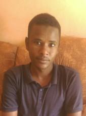 Boom, 24, Sudan, Khartoum