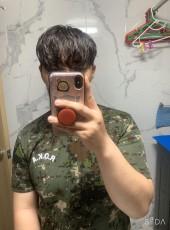 박재용, 21, Republic of Korea, Seoul
