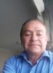 Raul Zacarias, 56  , Aguascalientes