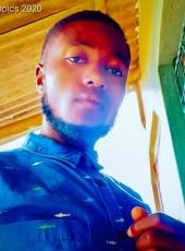 Anthony, 27, Kenya, Mbale