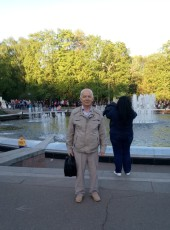 Vasiliy, 66, Russia, Moscow