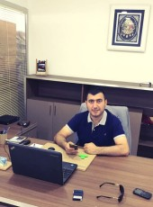 Elmir, 33, Turkey, Istanbul