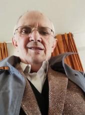 vik raih, 71, Israel, Dimona