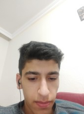 Hakan, 18, Turkey, Ankara