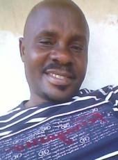 john paul mand, 50, Mozambique, Pemba