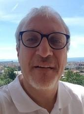 Justin Eric, 60, United Kingdom, London