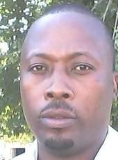 Eliphas, 48, Botswana, Gaborone