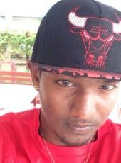 samuel, 26, Guyana, New Amsterdam
