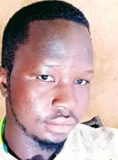 Moussa, 21, Mali, Bougouni