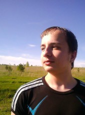 Aleksey Anosov, 19, Russia, Krasnoyarsk