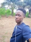 Kelvin Sheriff, 19  , Monrovia