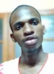 Camille Etaka, 21, Libreville