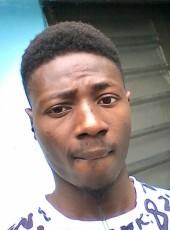 Adam, 20, Benin, Cotonou
