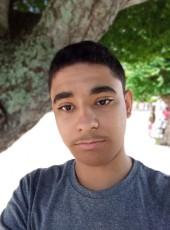 Emanuel, 18, Brazil, Joao Pessoa