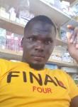 Christian Ibrahi, 25  , Bangui
