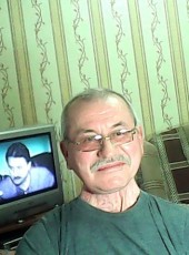 Vasiliy, 58, Russia, Lyudinovo