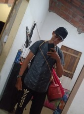 Eriberto, 18, Brazil, Aracati