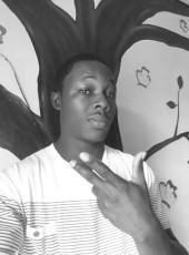 Samuel yeboah, 30, Ghana, Accra