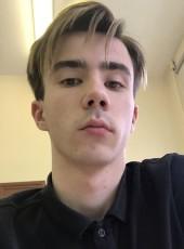 Kostya, 19, Russia, Moscow