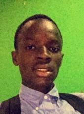 moussa sanoh, 21, Guinea, Conakry