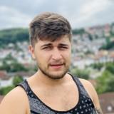 darius, 23  , Rastatt